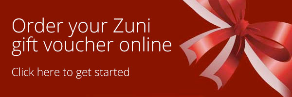 Order your Zuni gift voucher online, click here to get started.